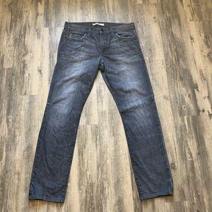 Joe's Men's Jeans- Super Slim Fit Gray